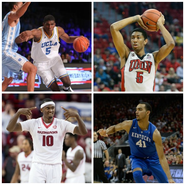 Kevon Looney, Bobby Portis, Christian Wood, and Trey Lyles: 4's for the Modern NBA