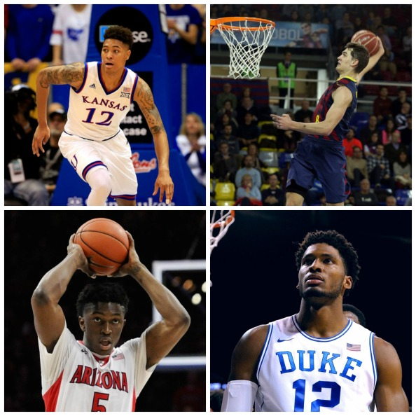 Mario Hezonja, Justise Winslow, Stanley Johnson, and Kelly Oubre: Can they be more than 3-and-D wings?
