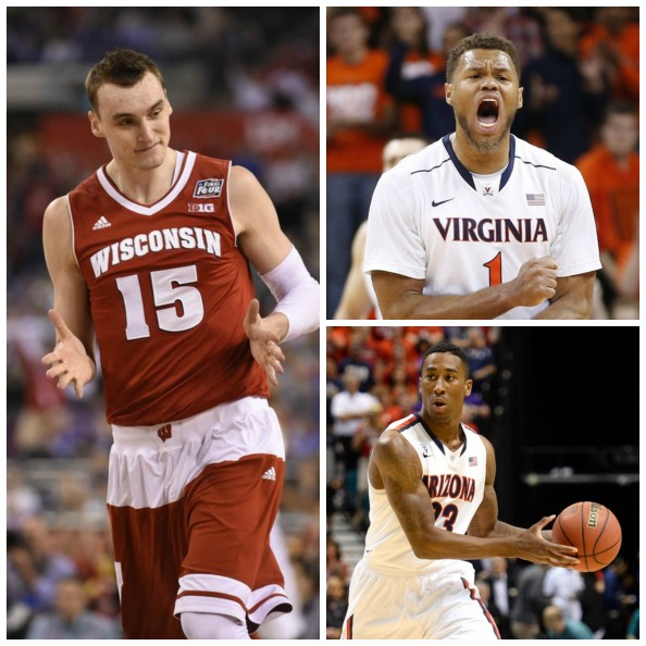 The Second Tier Small Forwards: Sam Dekker, Rondae Hollis-Jefferson, and Justin Anderson