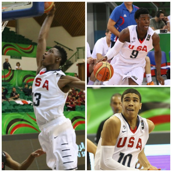 Scouting the FIBA U19's Part 2: Team USA