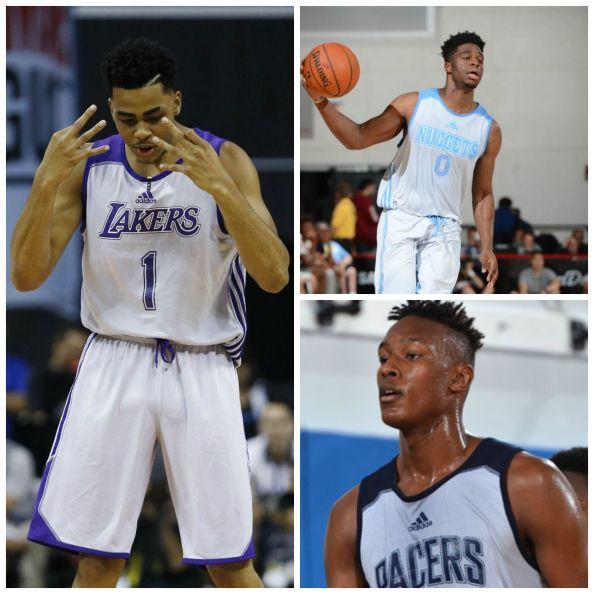 Summer League Rookie Recap Part 2: Lottery Picks